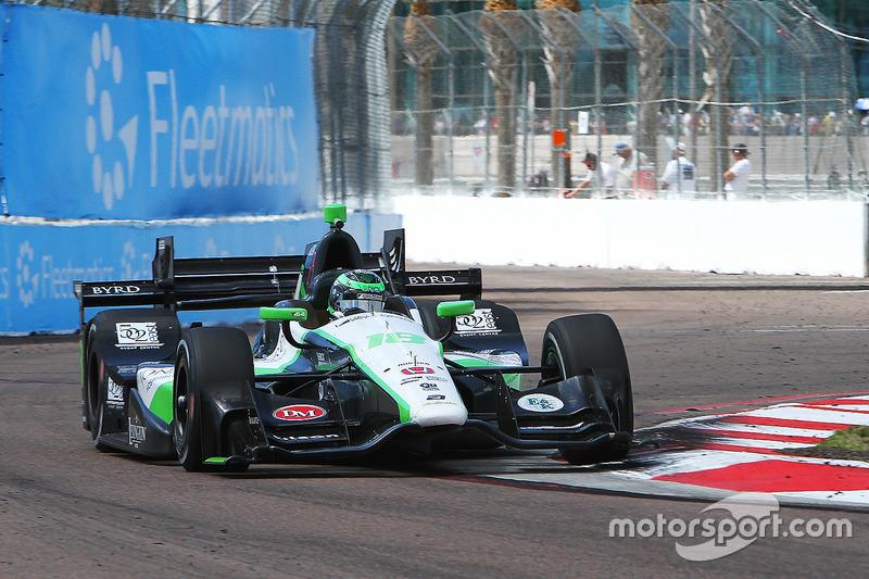 #18: Conor Daly (Coyne-Honda)