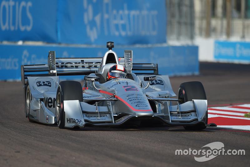 #2: Juan Pablo Montoya (Penske-Chevrolet)