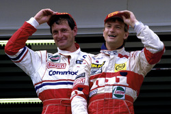 Franz Klammer and Volker Weidler, Mercedes