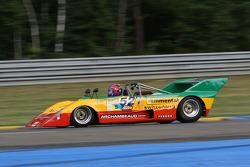 #52 Lola T292 1973: Patrick Guillot