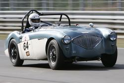64-Thorne, Todd-Austin Healey 100 M 1955
