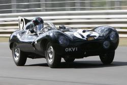 12-Neumark, Griffiths-Jaguar Type D 1954