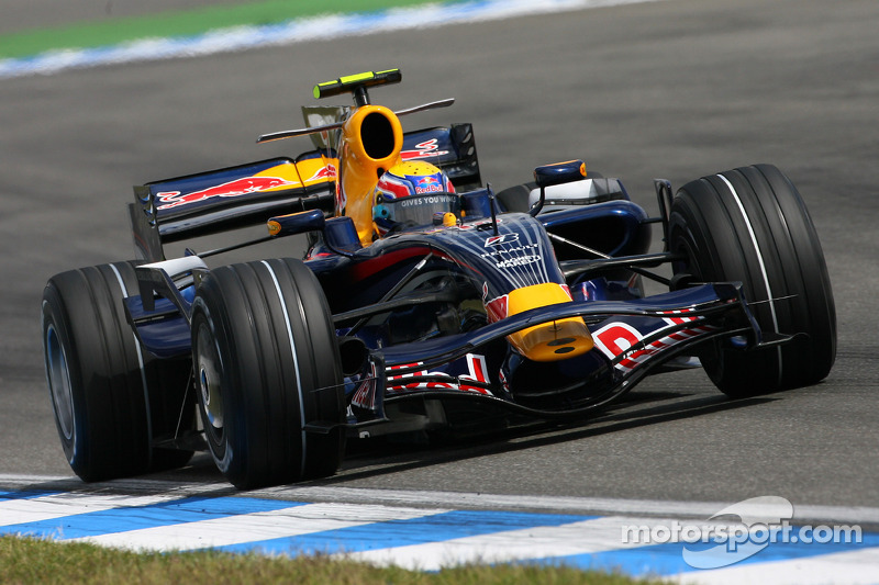 2008: Red Bull Racing RB4