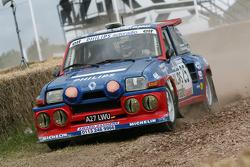 Adam Keeler, 1983 Renault 5 Maxi Turbo