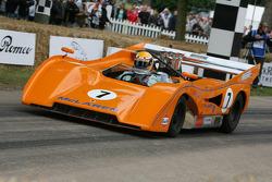Michael Dunkel, 1972 McLaren Chevrolet M8F