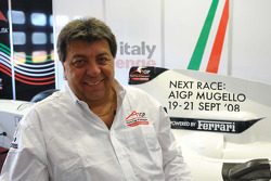 Tony Teixeira, A1GP Chairman