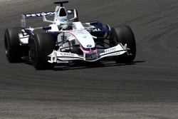 Nick Heidfeld, BMW Sauber F1 Team, F1.08, slick tyres