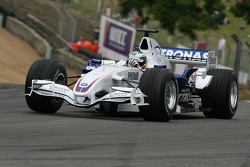 Andy Priaulx, BMW Team UK, BMW 320si WTCC in BMW Sauber F1 Team car