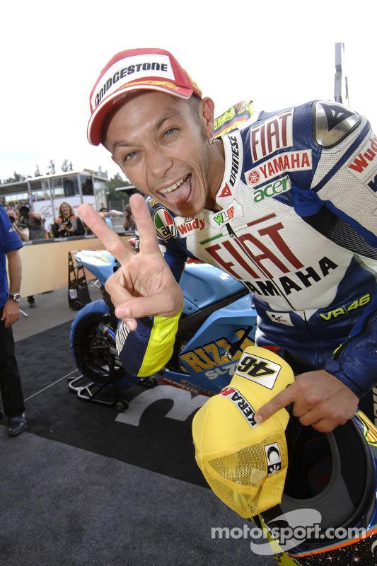 Valentino Rossi, 2008
