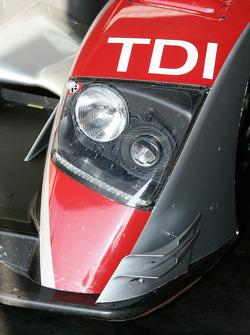 Audi Sport Team Joest Audi R10 TDI detail