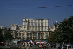 The Presidential Palace by day