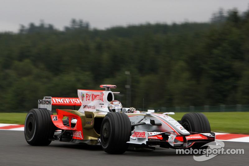 5 сентября 2008. Гран При Бельгии