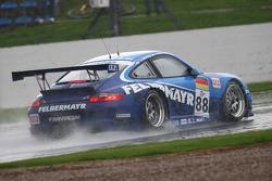 #88 Felbermayr - Proton Porsche 997 GT3 RSR: Horst Felbermayr Sr., Christian Ried, Horst Felbermayr Jr.