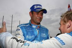 Race winner Karl Wendlinger