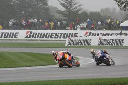 Nicky Hayden y Jorge Lorenzo