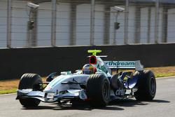 Mike Conway, Test Driver, Honda Racing F1 Team, RA108, KERS