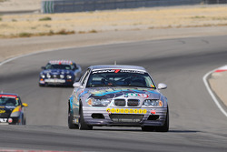 #09 Automatic Racing BMW M3 Coupe: Jeff Segal, Jep Thornton