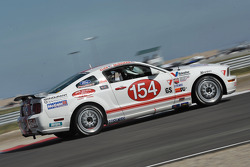 #154 Hyper Sport Ford Mustang GT: Jim Click, Mike McGovern