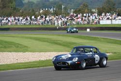 Tourist Trophy practice: 61 Jaguar E-type