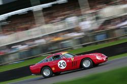Tourist Trophy race winners: Peter Hardman/Bobby Verdon-Roe – 1963 Ferrari 330 LMB