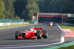 2nd lap at Les Combes: Karl-Heinz Becker (D) Becker Motorsport, WS Dallara Nissan 3.4 V6