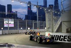 David Coulthard y Mark Webber