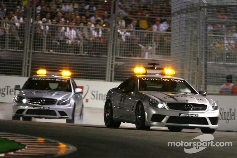 Safety-Car und Medical-Car