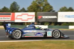 #15 Lowe's Fernandez Racing Acura ARX-01B: Adrian Fernandez, Luis Diaz, Michel Jourdain