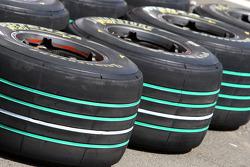 Bridgestone tyres with