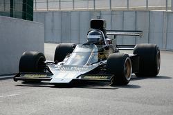 Jean-Louis Duret, Lotus 76, 1974,