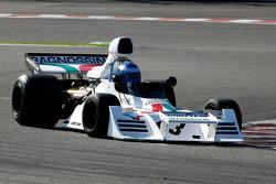 Paul Knapfield, Brabham BT42, 1974