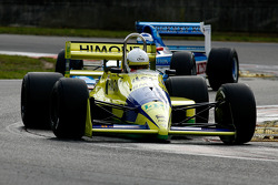 #31 Henk De Boer,Coloni FC188, #13 Phillip Keen, Benetton B194