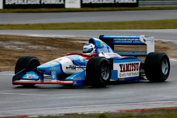 Phillip Keen, Kockney Koi, F1 Benetton B194 Ford HB 3.5 V8 [formerly driven by M. Schumaker]