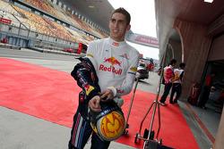 Test driver Sebastien Buemi
