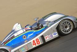 #48 Corsa Motorsports Zytek 07S Zytek: Johnny Mowlem, Stefan Johansson