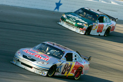 Scott Speed and Dale Earnhardt Jr.