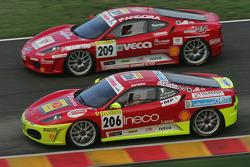 Ferrari Challenge İtalya