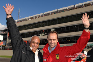 Guiseppe Risi and Amato Ferrari