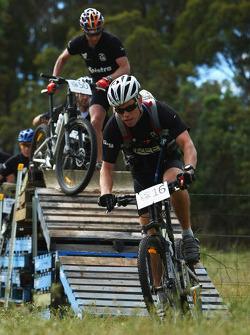 Launceston, Australia: Jarad Kohlar of Team Keen in action