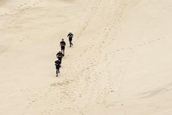 Port Arthur, Australia: Team RBS in action