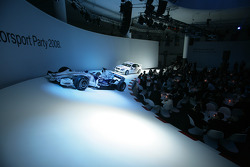BMW Motorsport Party, Postpalast, Munich, Germany