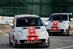 501 Abarth Assetto Corse, Luca Badoer, Test Driver Scuderia Ferrari