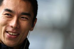 Takuma Sato, Test Driver, Scuderia Toro Rosso