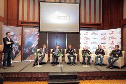 Orlen Team media presentation