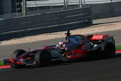 Гэри Паффет, McLaren Mercedes