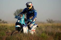 #5 KTM 690 Rallye: Helder Rodrigues