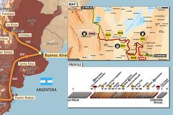 Stage 13: 2009-01-16, La Rioja to Cordoba