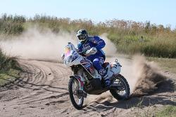 #12 Yamaha WRF 450: David Fretigné