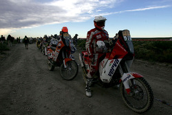 #10 KTM 690: Jacek Czachor