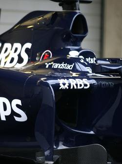Le design de la nouvelle Williams FW 31